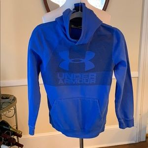 Under Armour Hoodie Youth Large Loose Fit EUC